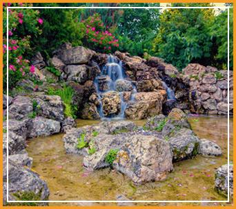 Ponds and pond maintenance annapolis dc baltimore for Koi pool thornton